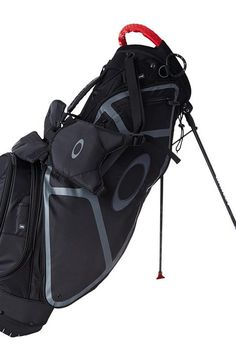 Oakley Fairway Golf Carry Bag (Black) Bags - Oakley, Fairway Golf Carry Bag, 92541-001, Bags and Luggage General, Bag, Bag, Bags and Luggage, Gift - Outfit Ideas And Street Style 2017