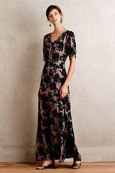 Florette Maxi Dress available on anthropologie.com