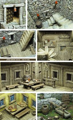 Fantasy terrain by Tabletop World (14th September 2013: Blacksmith's Forge released) - Forum - DakkaDakka | Dakka + Dakka = DakkaDakka.