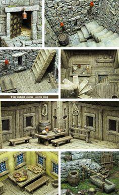 Fantasy terrain by Tabletop World (14th September 2013: Blacksmith's Forge released) - Forum - DakkaDakka | Dakka + Dakka = DakkaDakka.