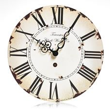 Acctim Larkfield Wall Clock Retro (Argos)