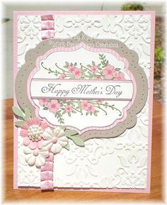 Gorgeous+Embossed+Floral+Mother's+Day+Card+by+PaperKrazyCreations,+$3.50