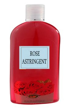 Astringent can help even your skin tone, minimize pores and improve your skin's appearance. It can help close open pores and prevent dirt to clog them. It will also heal the pimple and prevent scarring.