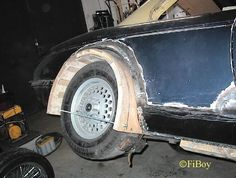 diy wheel flares - Google Search Wheel Flares, Metal Working, Google Search, Vehicles, Diy, Autos, Metalworking, Bricolage, Car