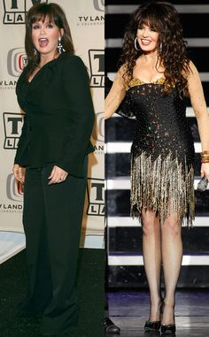 Marie Osmond from iDancing With the Stars/i Celebrity Weight Loss