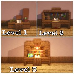 Minecraft Cottage, Cute Minecraft Houses, Minecraft Room, Minecraft Plans, Minecraft House Designs, Amazing Minecraft, Minecraft Tutorial, Minecraft Blueprints, Minecraft Creations