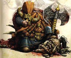 Héros et Hauts Rois des Nains