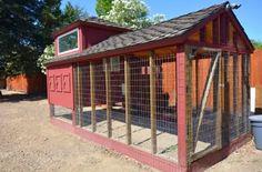 cheap chicken coop plans