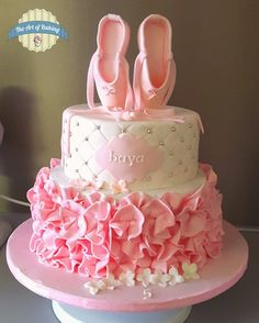 decoration gateau danseuse