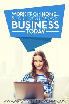 Start your own online business Hobbies That Make Money, Way To Make Money, Make Money Blogging, Make Money Online, Business Funding, Business Marketing, Internet Marketing, Creating A Business, Business Opportunities