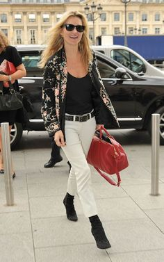 Copiamos el look de Kate Moss