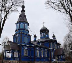 Podlasie Notre Dame, Australia, Mansions, House Styles, Building, Travel, Home, Decor, Viajes