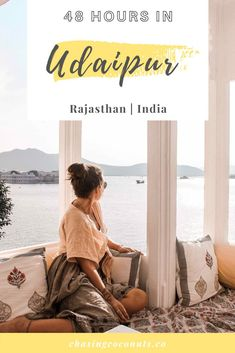 Udaipur is the city of lakes and the most royal city in India filled with beautiful palaces and so many amazing sites to see. It is the Venice of India! This post covers the best things to do in Udaipur when you only have 2 days. #travel #travelblogger #rajasthan #travelindia