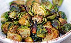 Roasted-Brussels-Sprouts5- Repollitos de bruselas + Vinagre balsámico