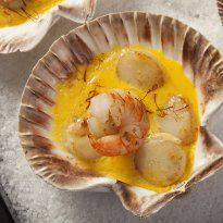 RECIPES of Saint-Jacques for Christmas – Saint-Jacques with cider Seafood Appetizers, Great Appetizers, Seafood Recipes, Appetizer Recipes, Cooking Recipes, Tapas, Squash Fritters, How To Clean Bbq, Coquille Saint Jacques