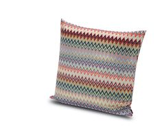 Shiny colours for the MissoniHome cushion MASULEH