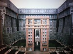 Science Fiction in the Suburbs of Paris: When Mass Housing Meets Postmodernism