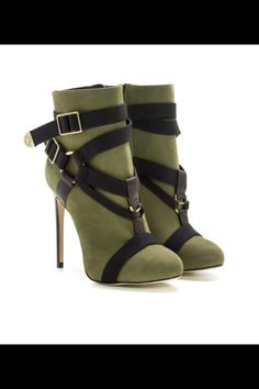 Dsquared2 boots Fall/Winter 2016  collection