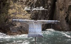 Authentic Fair Isle knitwear tradition with a unique identity is the essence of Mati Ventrillon exclusive pieces.