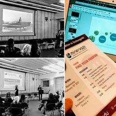 #minerva21 organize great open networking platform #exchange4u where I have workshop today - join us next time!  // Připojte se k platformě Minerva21, vzdělavejte se a networkujte!