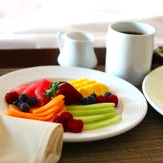 Have these healthy breakfast staples on hand to set yourself up for weight-loss success.