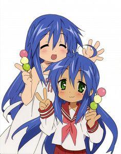 Photo of Izumi Family for fans of Lucky Star 26239737 Moe Manga, Moe Anime, Anime Manga, Anime Art, Kawaii Anime, Saitama, Me Me Me Anime, Anime Love, Konata Izumi