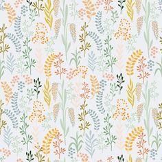 Wild Grass, Patterns, Block Prints, Pattern, Models, Templates