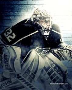 Jonathan Quick, Los Angeles Kings — NHL 'Puckstoppers' Series