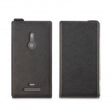 Funda Lumia 925 Muvit - Slim Negra con Protector Pantalla € 13,99
