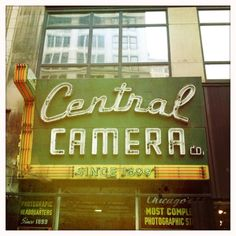 Best camera store EVER!    Founded in 1899 the store is amazing.