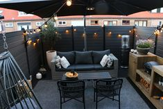 Outdoor Sectional, Sectional Sofa, Outdoor Furniture, Outdoor Decor, Outdoor Living, Lounge, Balcony, Inspiration, Architecture