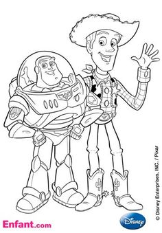 printable toy story coloring pages printable and coloring book to print for free. Find more coloring pages online for kids and adults of printable toy story coloring pages to print. Toy Story Coloring Pages, Coloring Pages To Print, Free Printable Coloring Pages, Free Coloring, Coloring Pages For Kids, Coloring Books, Disney Coloring Pages Printables, Coloring Pictures For Kids, Coloring Sheets