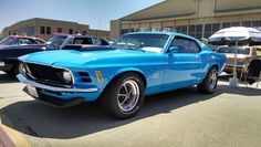 1970 Boss 429 Mustang Start Up and owner interview @Wings Over Camarillo...