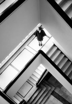 Black and white photography // Architecture Minimal Photography, Abstract Photography, Creative Photography, Black And White Photography, Street Photography, Wildlife Photography, Wedding Photography, Alexandre Rodtchenko, Stair Steps