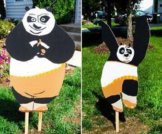 Girlie Kung Fu Panda Birthday Party - Bella Paris Designs