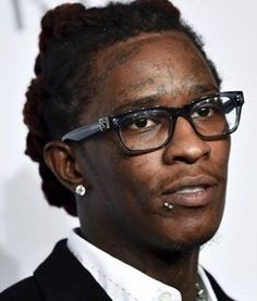 Complete rapper Young Thug Height Weight Body Measurements Shoe Size Stats Facts Bio as well as his hair eye color, age, family wiki, nationality and girlfriends information can be found in this article. Lil Boosie, Danny Glover, Lil Durk, Yo Gotti, Top Pic, Gucci Mane, Young Thug, American Rappers, Extended Play