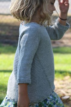 Graphite by Lilalu (knit by Izzyinspired) in Spud & Chloe Sweater.