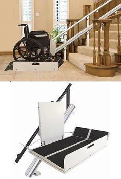 Stairlifts and Elevators: Incline Platform Wheelchair Lift (Vertical Lift, Stair Lift, Mobility