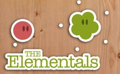The Elementals - A fun periodic table where every element has its own personality. FREE! (for both iPhone & iPad)