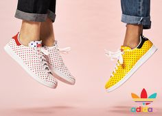 competitive price 6cf96 d877b Pharrell Williams is back with a brand new collaborative effort atop the  adidas Originals Stan Smith