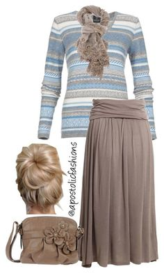 """Apostolic Fashions #681"" by apostolicfashions ❤ liked on Polyvore featuring Reiss, Faliero Sarti and CAFèNOIR"
