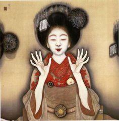 【デロリの世界】一度見たら忘れられない異様な迫力。日本画壇の先駆者達の濃ゆ〜い近代絵画   ARTIST DATABASE/アーティストデータベース