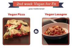 Week two: Vegan for Fit Challenge | http://the-happy-project.com/week-two-vegan-for-fit-challenge/