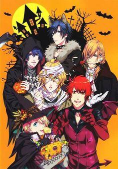 STARISH - Halloween ^^