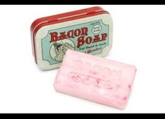Cleanliness is godliness - Bacon Soap