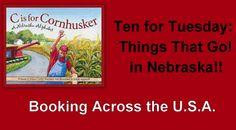 The Good Long Road: {Ten for Tuesday} Things That Go -- In Nebraska!