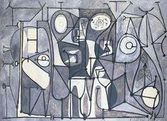 Pablo Picasso - The Kitchen, 1948