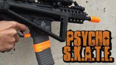 SHOT BY AN AIR SOFT GUN !!! PSYCHO SKATE – NKA V.s. AJAX – Nka Vids: Source: nigel alexander