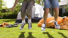 You don't have to leave the safety of your home to camp out. Photo: Shutterstock Free Fun, Free Things To Do, Safety, Kids, Security Guard, Young Children, Boys, Children, Boy Babies