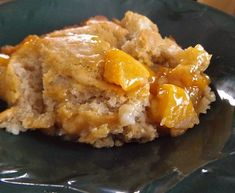 Tennessee Peach Pudding.....(better than the classic version)